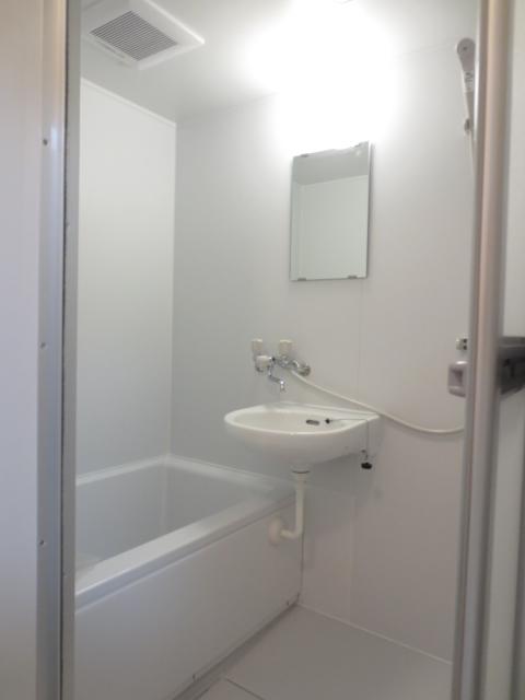 グリーンハイツシェスタ 202号室の風呂