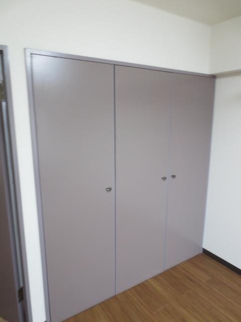 チッタカーサビアンカ 303号室の収納