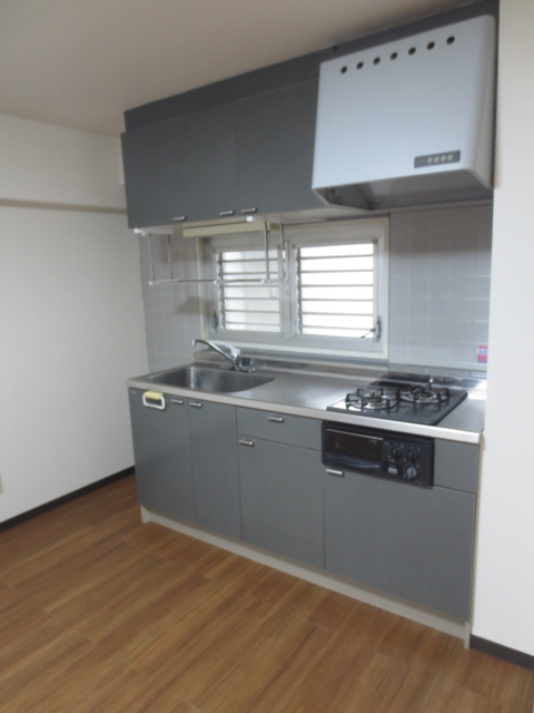 チッタカーサビアンカ 303号室のキッチン