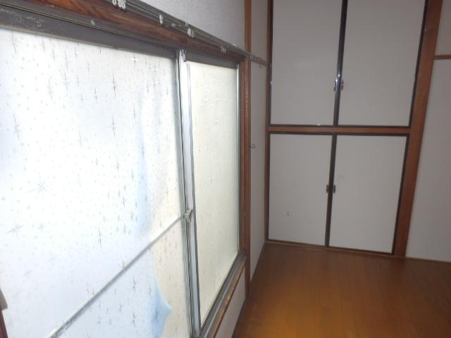 安藤方 2-A号室の収納