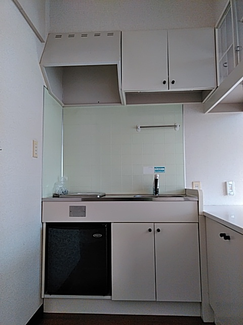 コーポカトウ 208号室のキッチン
