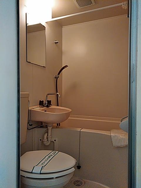 コーポカトウ 208号室の風呂