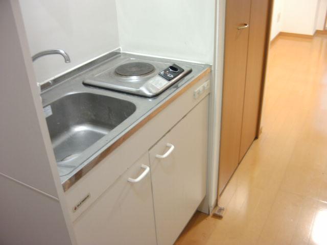 オークラ綱島ビルⅢ 302号室のキッチン