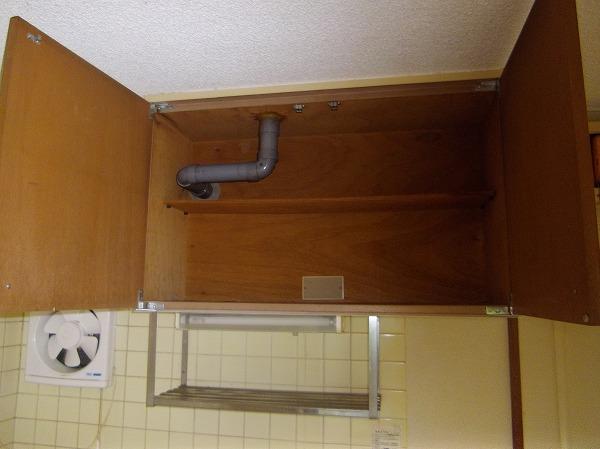 メゾン・ド・エクレール 203号室のキッチン