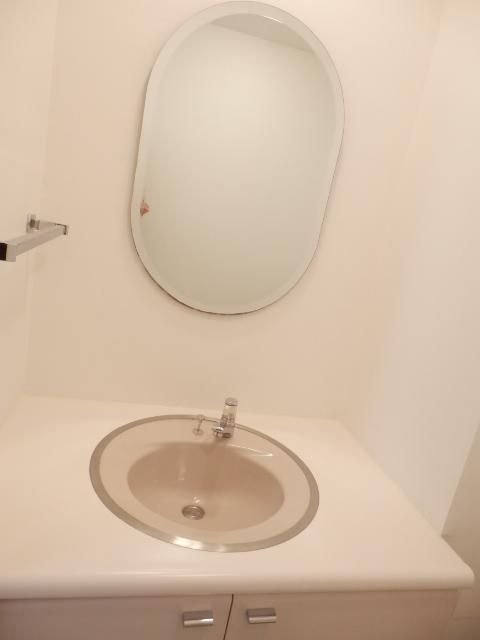 エトワール下馬 301号室の洗面所