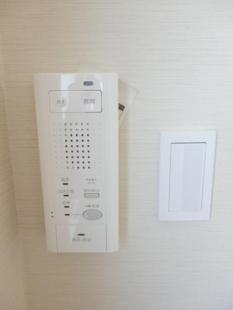 エトワール下馬 301号室のセキュリティ