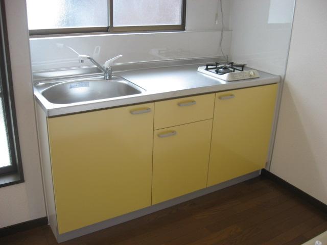 メールメゾン・シマ 203号室のキッチン