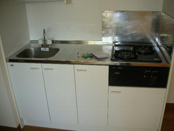 エルメゾンダイカネ 102号室のキッチン