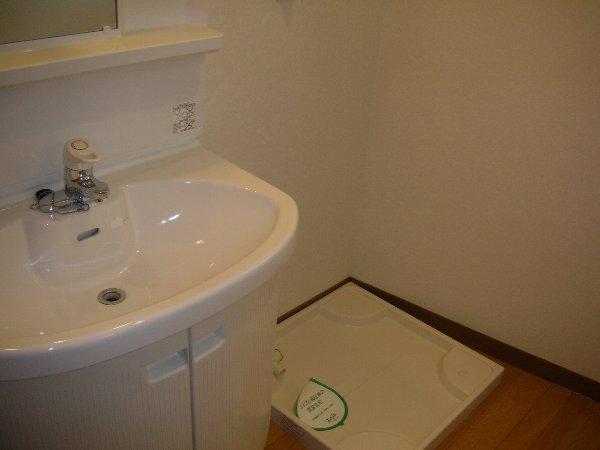 エルメゾンダイカネ 102号室の洗面所
