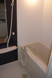 コンフィアンス流来 1202号室の風呂