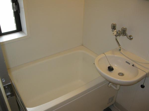 野沢レジデンス 101号室の風呂