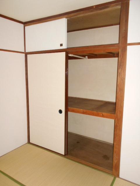杉田ハイツ 202号室の収納