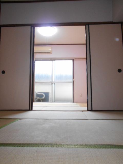 杉田ハイツ 202号室のリビング