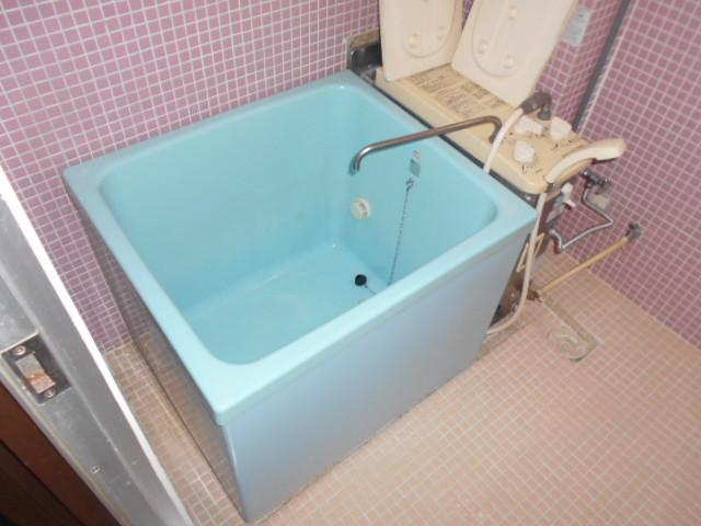 杉田ハイツ 202号室の風呂
