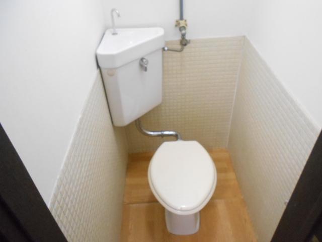 杉田ハイツ 202号室のトイレ