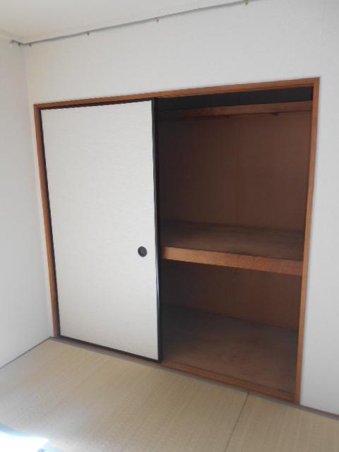 コーポ・コトブキ 202号室の収納