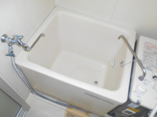コーポ・コトブキ 202号室の風呂