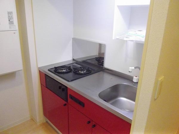 ZESTY駒澤大学Ⅱ 401号室のキッチン