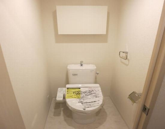 ベルメゾン若林 101号室のトイレ