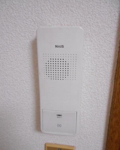 斎藤荘 102号室のセキュリティ