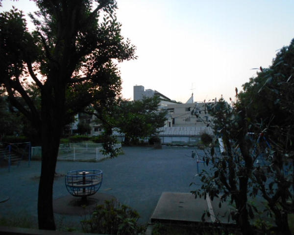 斎藤荘 102号室の眺望