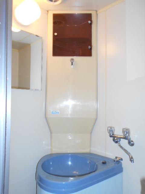 TIMESハイツ 304号室の洗面所