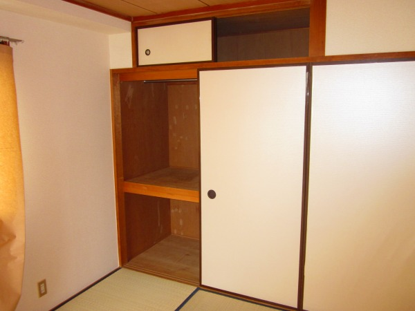 國恵ハイツ 305号室の収納