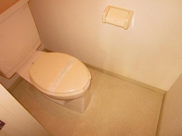 國恵ハイツ 305号室のトイレ