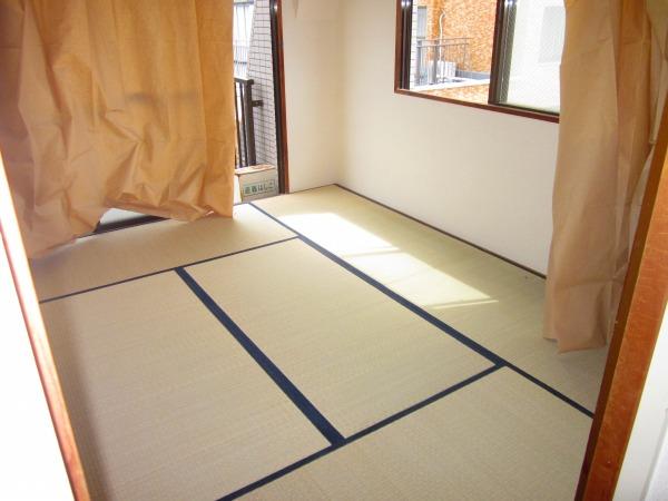 國恵ハイツ 305号室の居室