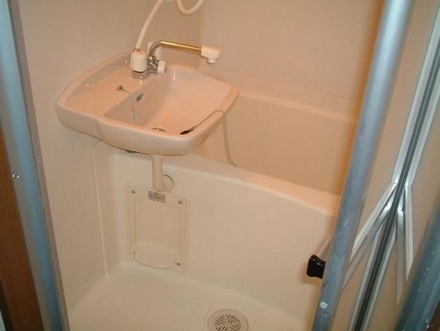 シンシア田園調布 502号室の風呂