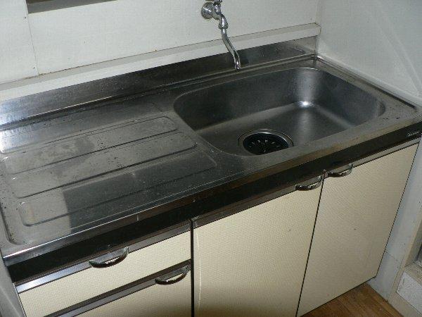 コーポラス貴船 206号室のキッチン