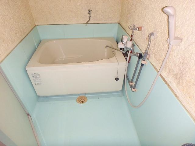 サンライフ岡田1 1-201号室の風呂