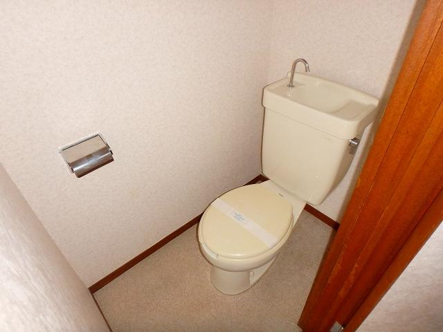 サンライフ岡田1 1-201号室のトイレ