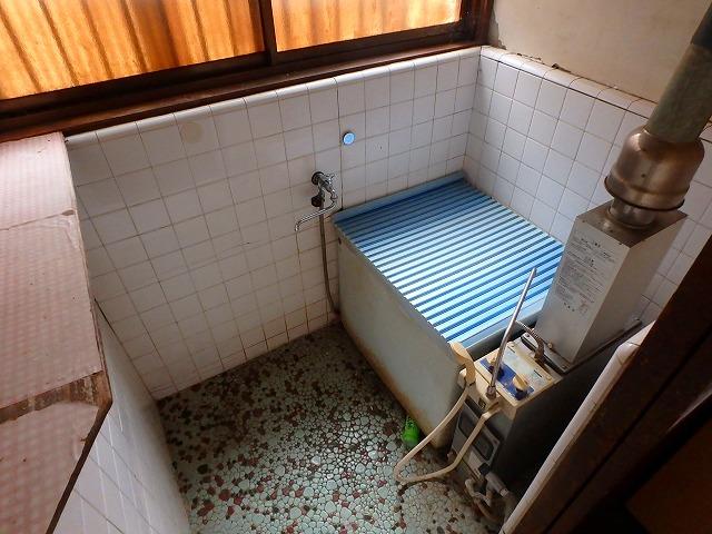 石山荘 101号室の風呂