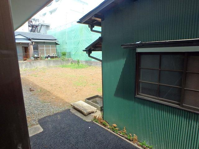 石山荘 101号室の景色