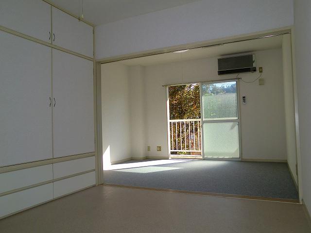 エスペランサ 201号室のリビング