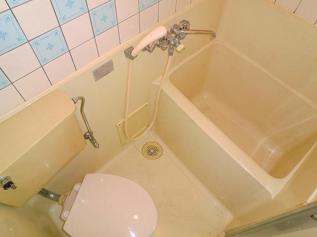 エスペランサ 201号室の風呂