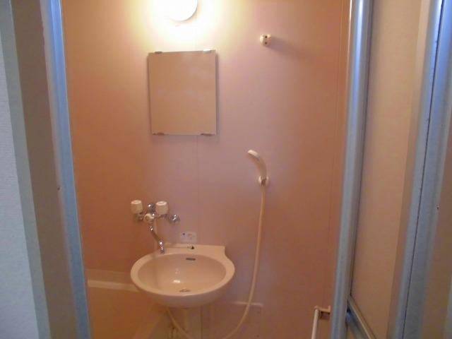 第一福寿ビル 103号室の洗面所