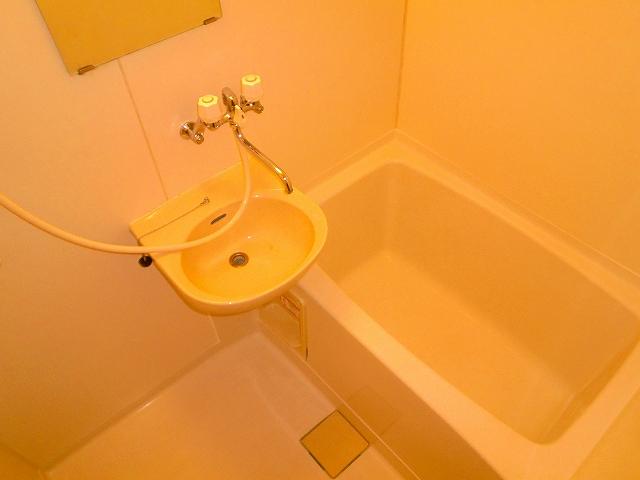 グリーンマンションⅢ 202号室の風呂
