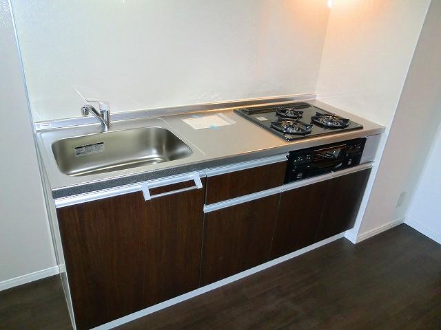 コンフォート・ウィズ・ドルチェ 103号室のキッチン