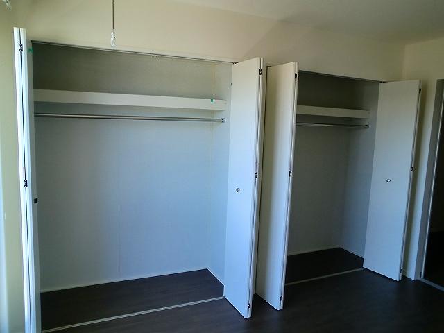 コンフォート・ウィズ・ドルチェ 103号室の収納
