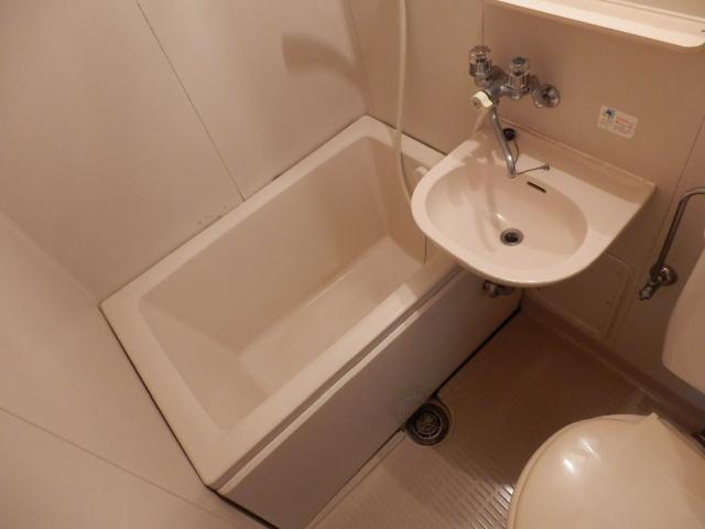 スクエアハイム 203号室の風呂