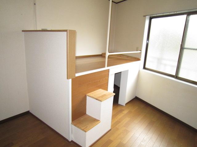 玉屋ハウス 202号室の収納