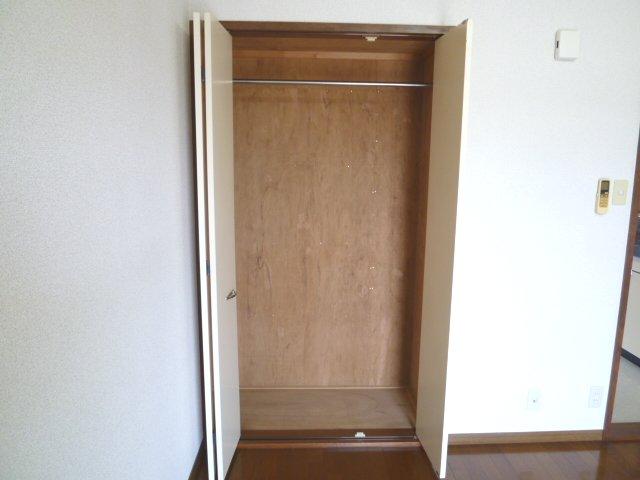 ハイツアミーゴ 108号室の収納