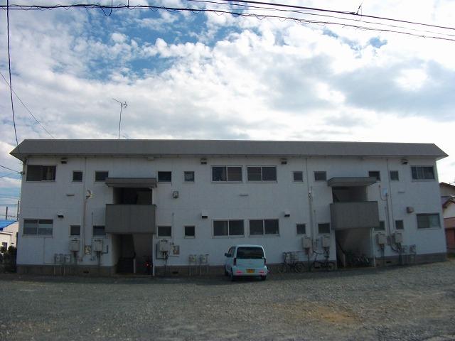 コーポ加藤 203号室の駐車場