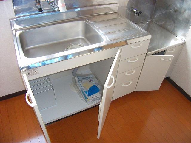 コーポ加藤 203号室のキッチン