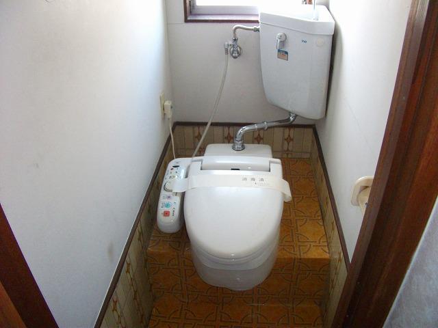 コーポ加藤 203号室のトイレ