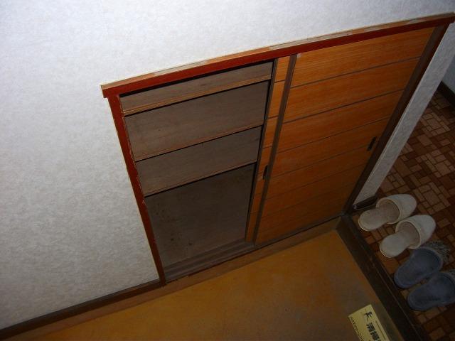 コーポ加藤 203号室の収納