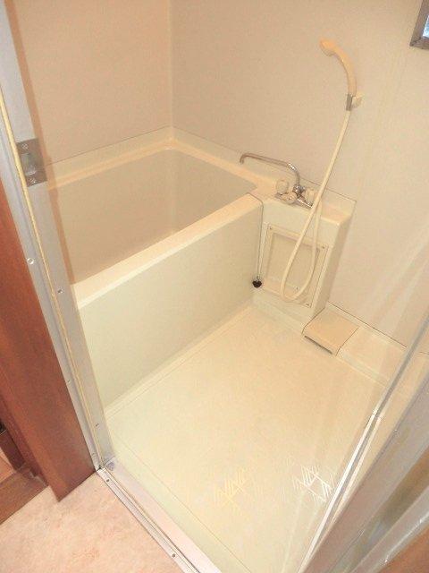 テラスハウスヤマエの風呂