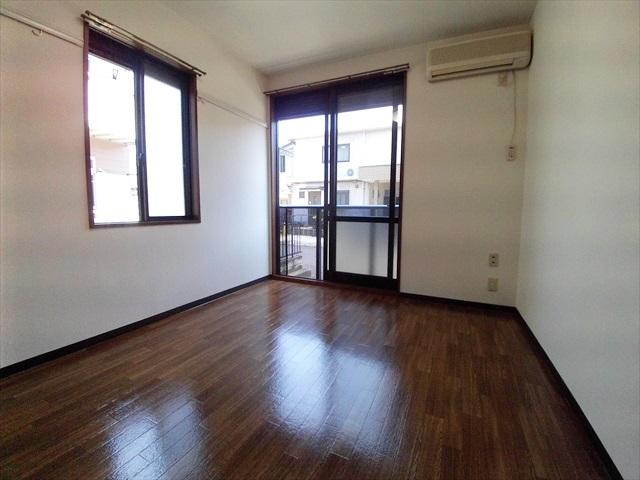 セフィラ上尾 101号室の居室